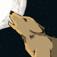 Dietrich Howling by Malakhite