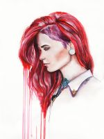 Red by KristenFox13