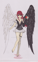 Good/Bad Angel? by Vepe-chan