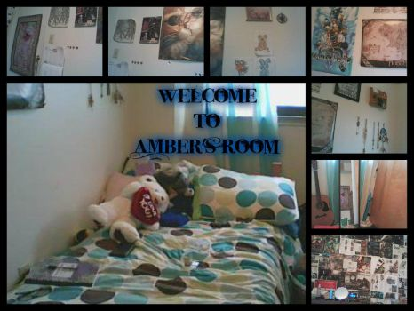 Welcome to my room by AliceRenee