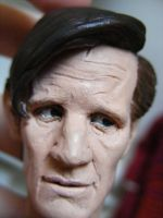 Matt Smith Sculpt 4 by frasierdalek