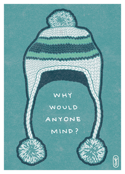 Why would anyone mind? by joniina