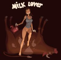 Milk Lover by glooh