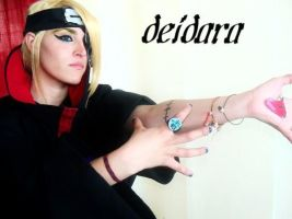 my deidara cos by yOrYa