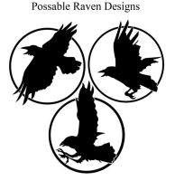 Possable Raven Designs by Abnormal-Child
