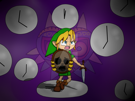 Majora's Mask Fan Art by FriendlyPoe