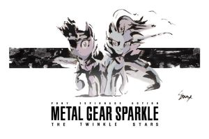 Metal Gear Sparkle: The Twinkle Stars by Kimi-the-Sioux