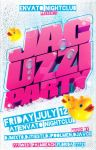 Jacuzzi Party Flyer by Industrykidz