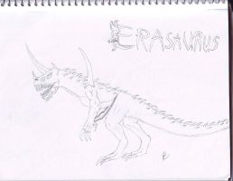 Erasaurus by Dragonsmana