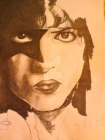 Paul Stanley 2 by nickhands