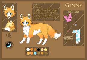 Ginny by Ahe-Pup