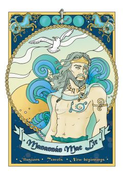 Manannan Mc Lir - 2017 by Aurelie-S