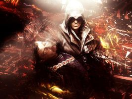 Assassin's Creed Desktop II by Karkan
