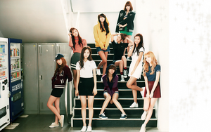 Soshi : Forever 9 by GraPHriX