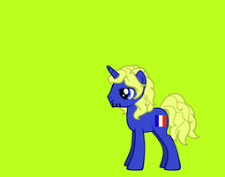 France as a pony by nogirl70