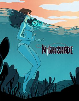 Nightshade Chapter 1 Cover by Jay-Bendt