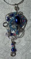 wire pendant 174 by Kimantha333