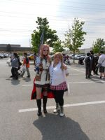 Anime North 2012 - Final Fantasy XII by TehTig3r