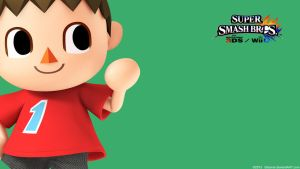 Villager | Wallpaper | Super Smash Bros. Wii U/3DS by Gibarrar