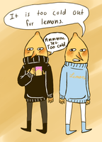 Too Cold for Lemons by MageMina