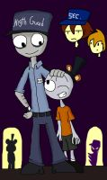 .:. Mike And Teddy Schmidt : Rebornica Stled .:. by Rise-Of-Majora