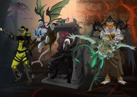 The Shadow Syndicate by JazylH
