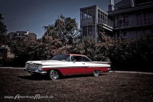 1959 . Impala by AmericanMuscle