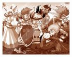 Ironsong grup Picture. by ChaloDillo