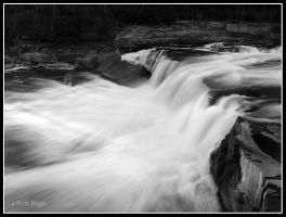 Ohiopyle Falls by MariusStormcrow
