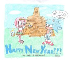Happy New Year 2013! by Nado13579