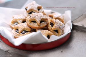 Foodporn: Mince pies III by Persephine