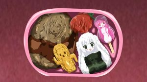 GIRL`S BENTO(lunch) by kamonanban