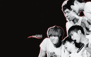 SHINee Wallpaper by ayahh