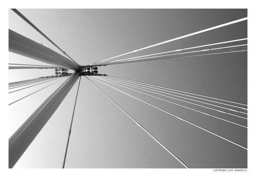 Hungerford Bridge: To Infinity by theshadow330
