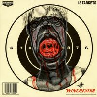 Zombie Target 1 by TH3ARTD3PT
