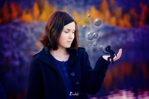 Soap Bubbles by Eredel