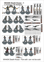 WH40k-Death Korps - Infantry-1 by Luzitanos