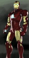 IronMan by angers