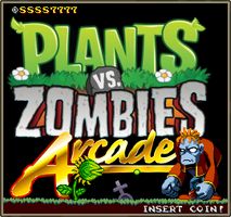 Plants Vs Zombies Arcade by SSSS7777