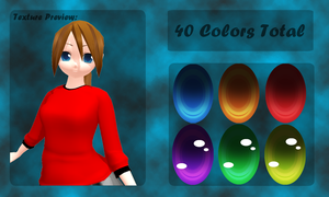 Eye Texture Pack 3 by OurHeartsRhythm