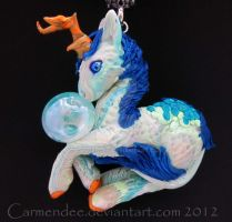 Kirin Necklace by carmendee