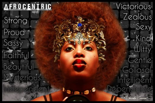 Afrocentric by Akered-Ronnoc