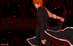 Crimsion: Ichigo by unspoken4eva