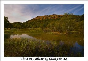 Time to Reflect by SnapperRod