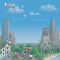 Texas by discogangsta