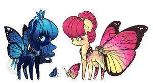 [CUSTOM] Flutties for Eiine by Violet-ERA