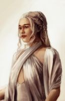 Queen of Meereen by Glaesii