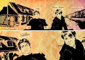 Ma He et Gilles by art176