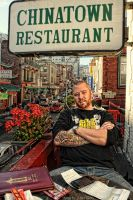 Chinatown Ian by MikePecci