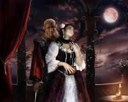 Dragon Age: Point of not return by aidana2010